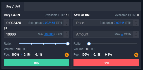LYM Lympo coin